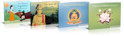 Buddhist Books for Children