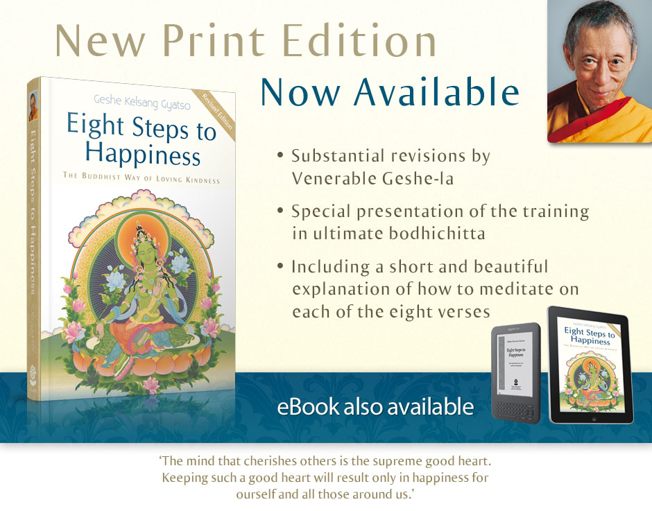 Eight Steps to Happiness eBook
