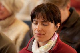 Meditate at NKT International Festivals