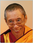 Geshe Keslang Gyatso