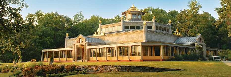 Kadampa World Peace Temple, New York, USA
