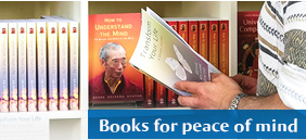 Books for peace of mind