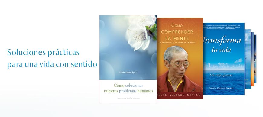Libros de budismo y meditación