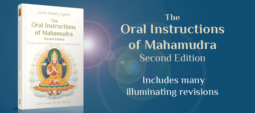 The Oral Instructions of Mahamudra (2nd ed.)