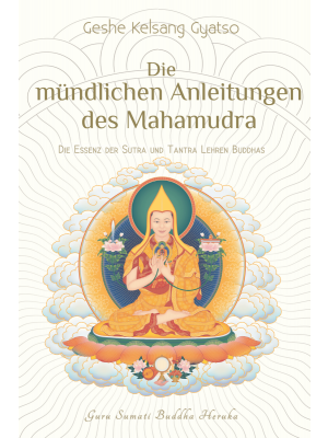 The Oral Instructions of Mahamudra EN (2nd Ed) - paperback - front cover