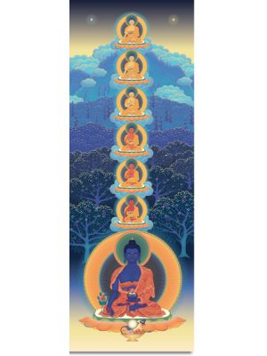 The Seven Medicine Buddhas