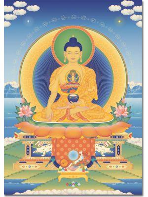 Buddha Shakyamuni and Prajnaparamita