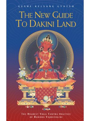 The New Guide to Dakini Land - front cover