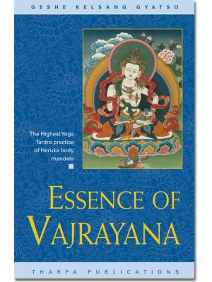 Essence of Vajrayana - Front Cover