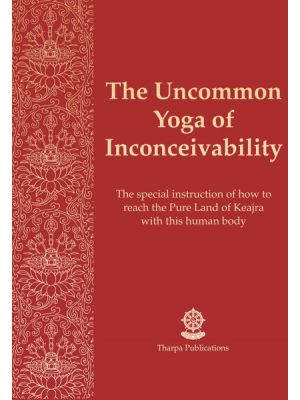 The Uncommon Yoga of Inconceivability - Booklet