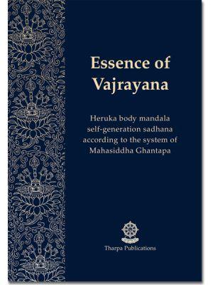 Essence of Vajrayana - Booklet