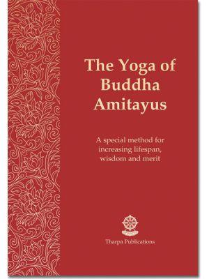 The Yoga of Buddha Amitayus - Booklet