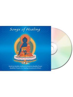 Songs of Healing - CD
