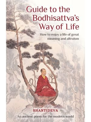 Guide to the Bodhisattva's Way of Life - Front Cover