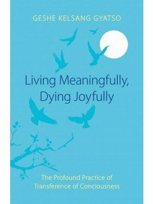 Living Meaningfully, Dying Joyfully - Paperback - 1st edition - new impression