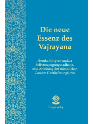 The New Essence of Vajrayana - Booklet