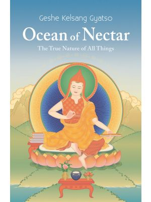 Ocean of Nectar - Front Cover