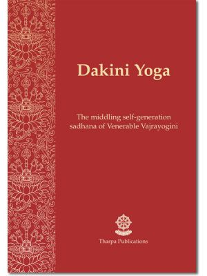 Dakini Yoga - Booklet