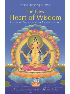 The New Heart of Wisdom - front cover