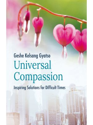 Universal Compassion - Front Cover
