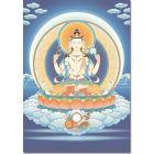 Avalokiteshvara (4-armed) 2