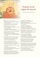 Lámina de sabiduría – Oración de las etapas del camino