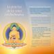 La práctica de los votos del Bodhisatva – Tarjeta cuadrada
