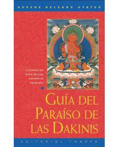 Guía del Paraíso de las Dakinis – Cubierta anterior