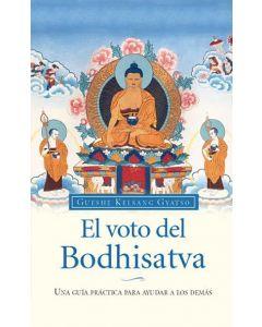 El voto del Bodhisatva – Cubierta anterior