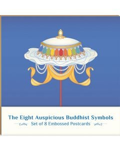 The Eight Auspicious Buddhist Symbols (SET OF 8)