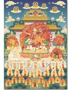 Dorje Shugden 5 (5 Lineages)