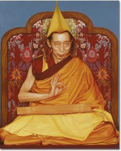 Geshe Kelsang Gyatso 12 (Fine Art Print)