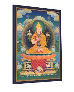 Lama Losang Tubwang Dorje Chang 2 - canvas print