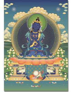 Vajradhara 3 - A6 card, A5 large card, A4 small poster