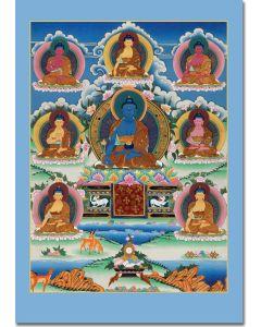 Seven Medicine Buddhas