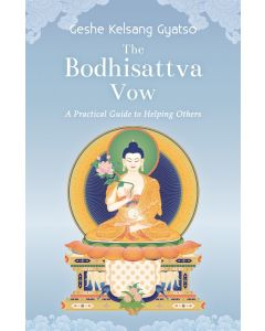 The Bodhisattva Vow -  Front Cover