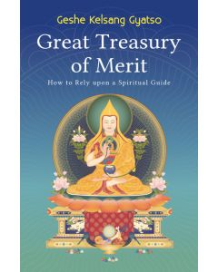 Great Treasury of Merit (2nd Ed) - paperback - front cover