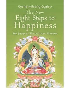 The New Eight Steps to Happiness - Front Cover