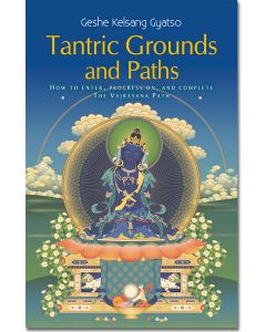 Tantric Grounds and Paths  - Front Cover