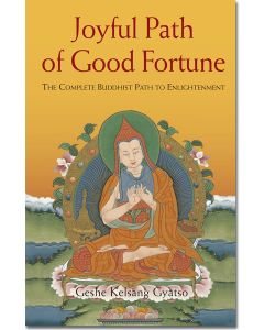 Joyful Path of Good Fortune - Hardback