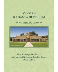 Modern Kadampa Buddhism - Booklet