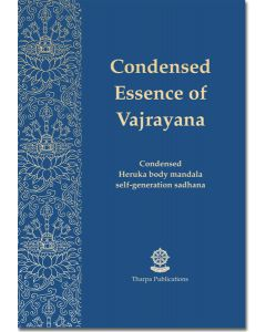 Condensed Essence of Vajrayana - Booklet