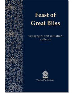 Feast of Great Bliss - Booklet