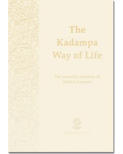 Kadampa Way of Life - Booklet