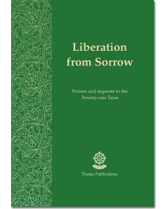 Liberation from Sorrow - Booklet