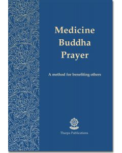 Medicine Buddha Prayer - Booklet
