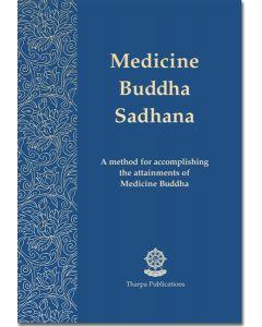 Medicine Buddha Sadhana - Booklet