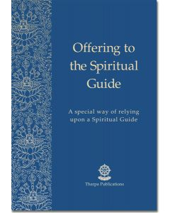 Offering to the Spiritual Guide - Booklet