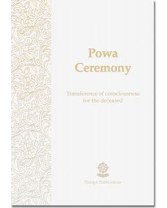 Powa Ceremony - Booklet