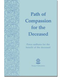 Path of Compassion for the Deceased - Booklet